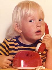 Schon als Kind von der Technik begeistert