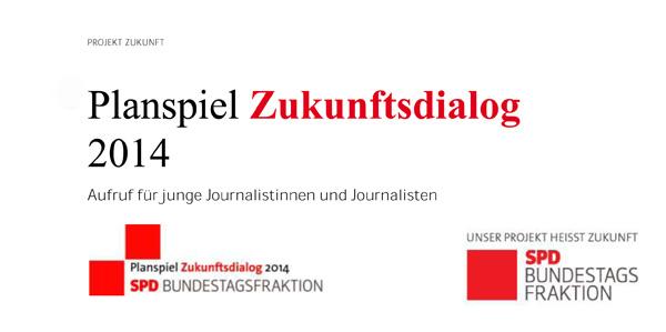 Planspiel Zukunftsdialog der SPD-Bundestagsfraktion